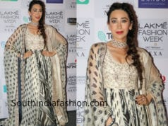 karisma kapoor at lakme fashion week dress 2019