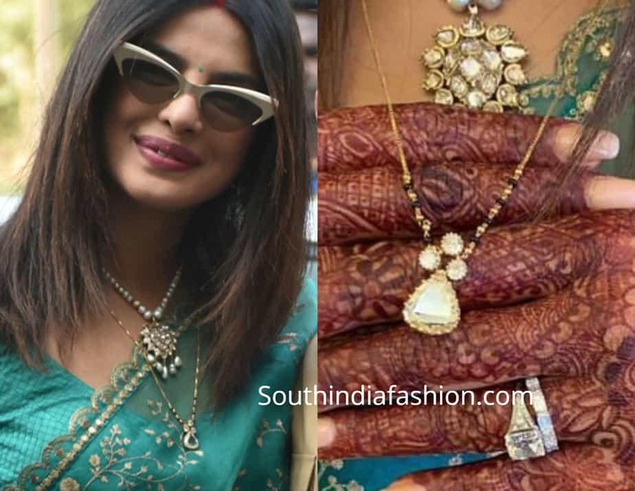 Anushka to Deepika: Popular Celebrity Mangalsutra Designs