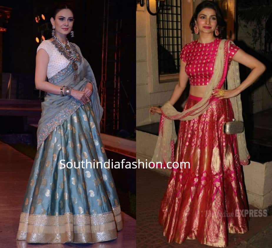 recycle old silk sarees