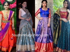 recycle redesign old silk sarees