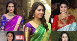 saree blouses for broad shoulders