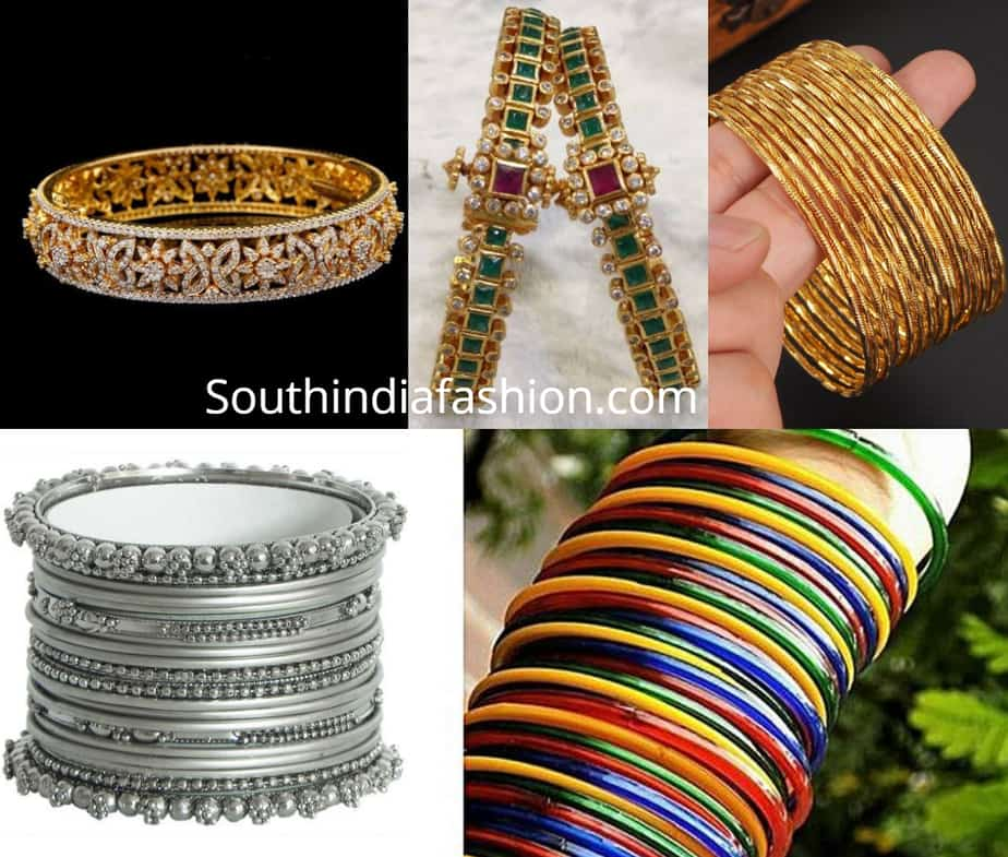 Significance of Bangles in Indian Culture – South India Fashion