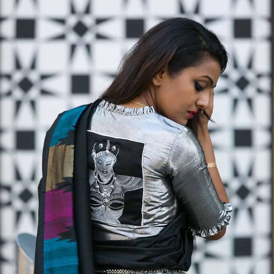 Rekha vasantseana blouse utsav