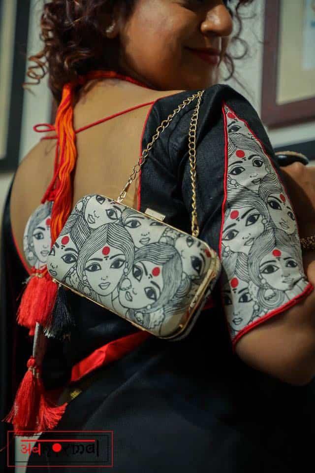 saree blouse designs 2019