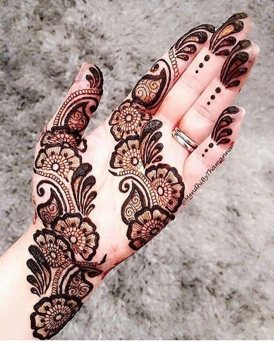 Arabic Mehendi Designs 2019 Latest Arabi Mehndi Design