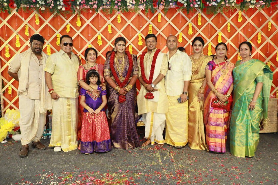 partiban sita daughter marriage