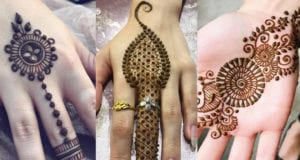 simple mehndi for beginners