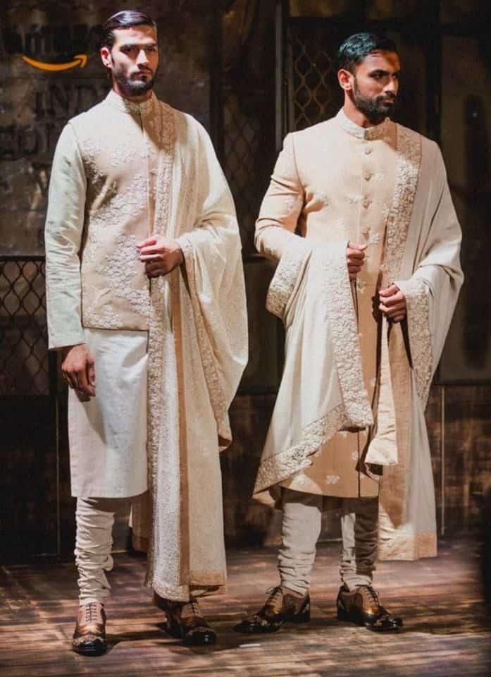 engagement dresses for indian groom