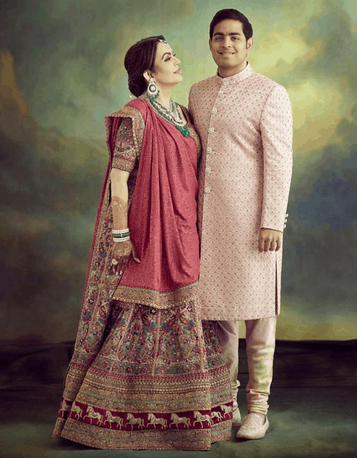 akash ambani wedding