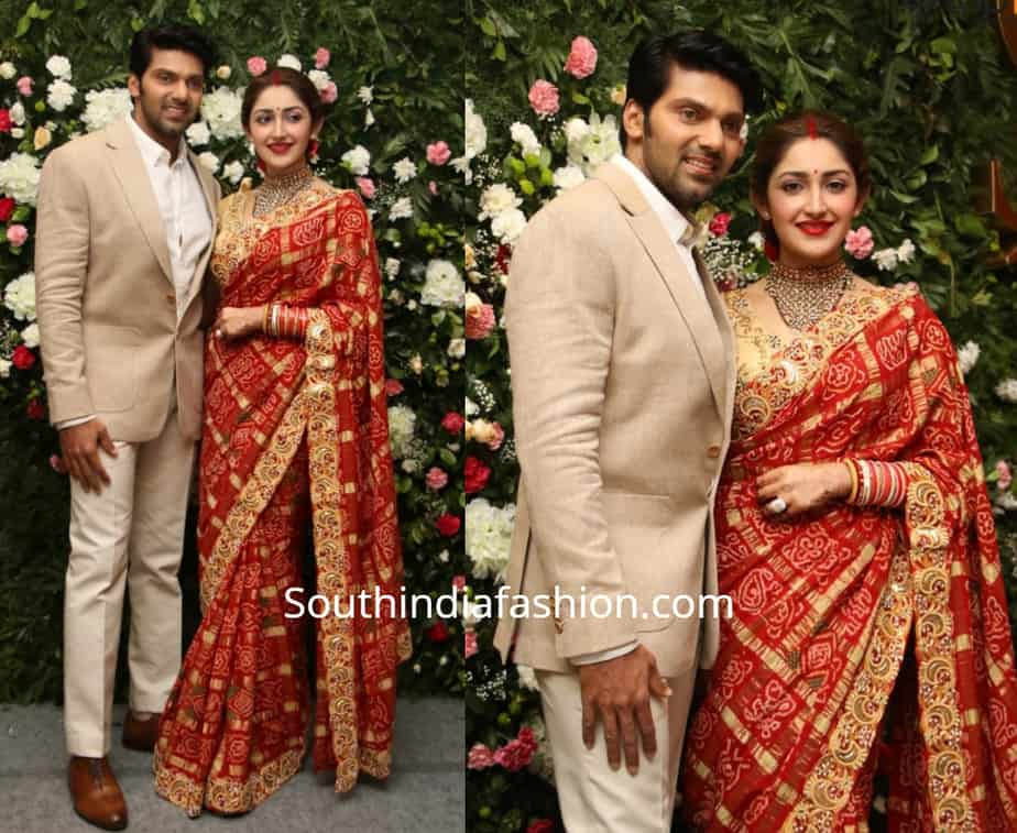 arya wedding reception photos