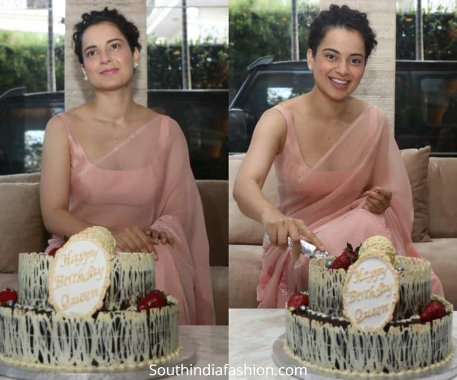 Kangana Ranaut Celebrates Her 32nd Birthday!