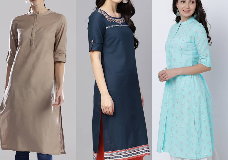 latest kurti sleeve designs 2019