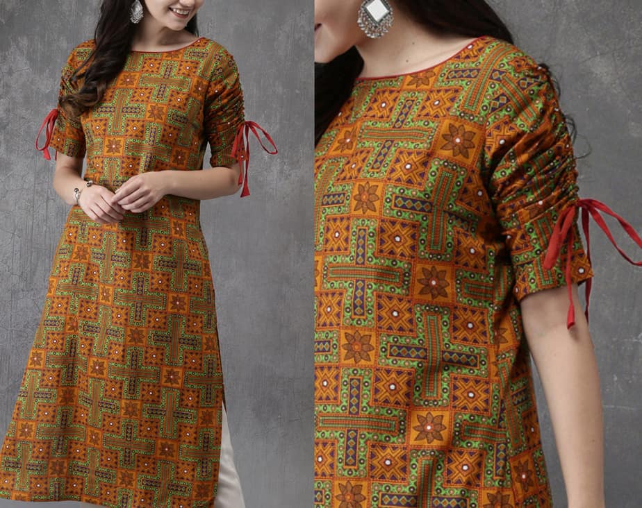 kurti sleeves designs new 2019