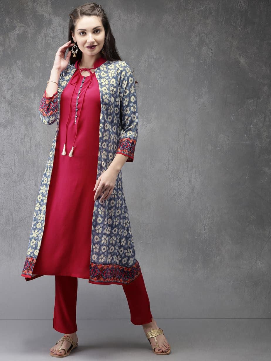 latest kurti designs 2019