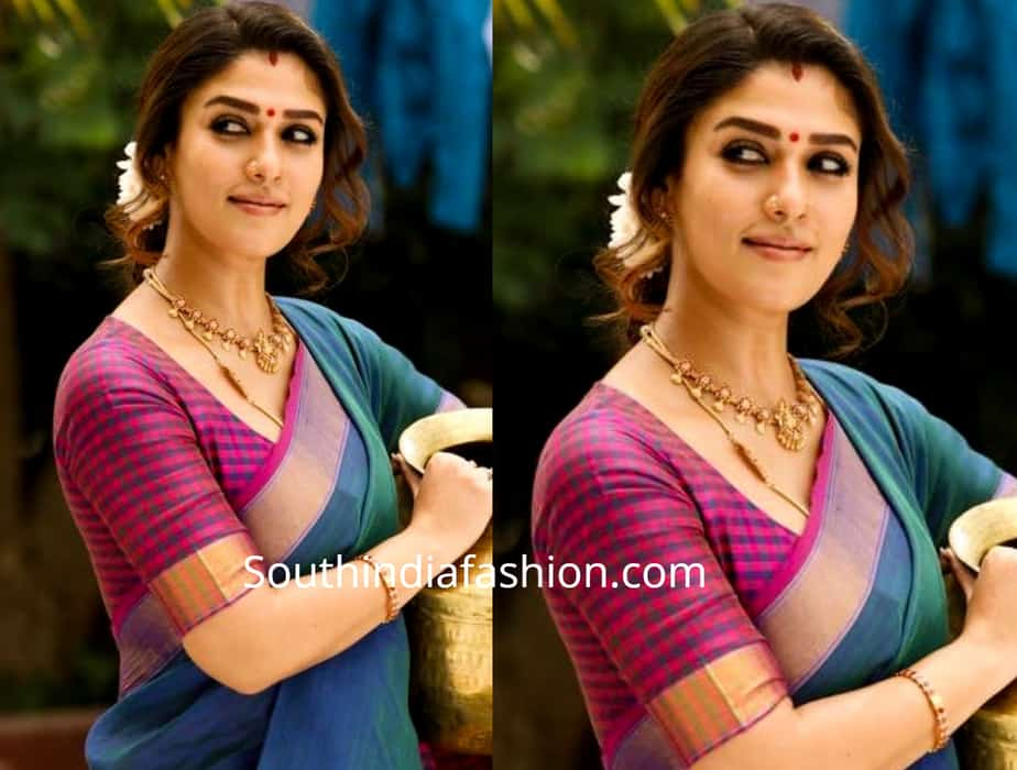 Nayanthara S Costumes In Viswasam Fashion Goals