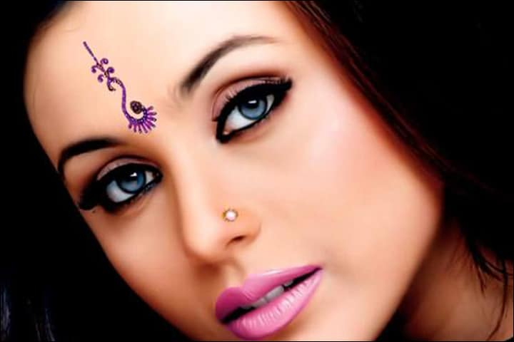 6 Bindi Designs You Must Try This Year
