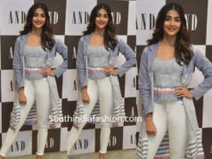 pooja hegde in and