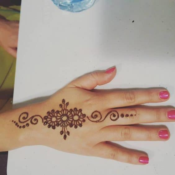 50 Easy And Simple Mehndi Designs For Beginners Step By Step,Cool Minecraft Farm Designs