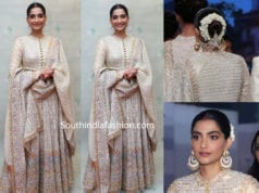 sonam kapoor in abu jani sandeep khosla at cpaa fashion show