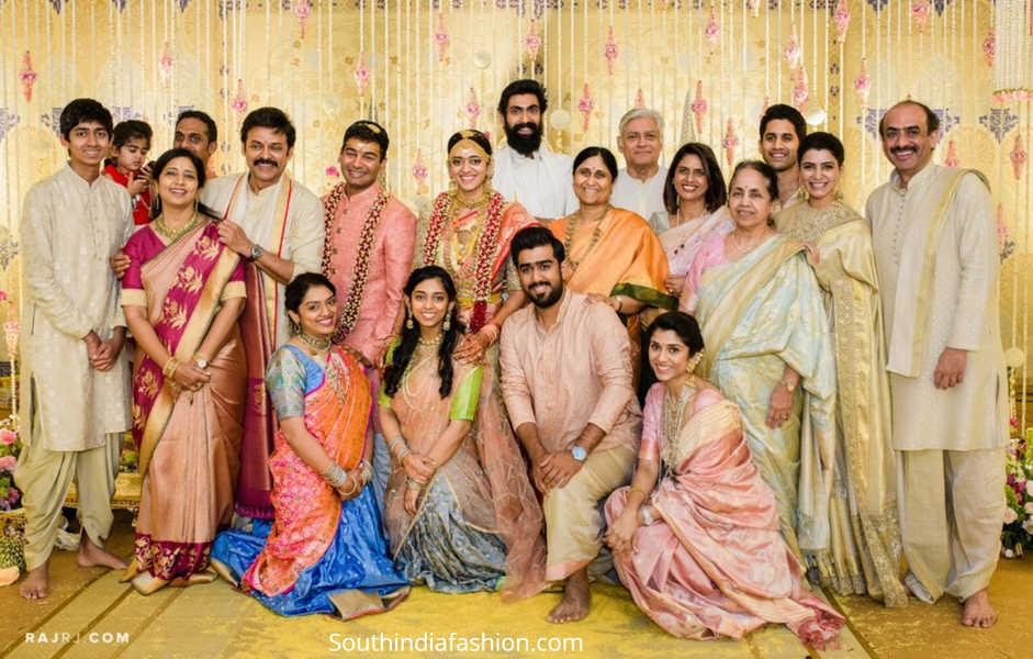 venkatesh daughter aashritha wedding photos