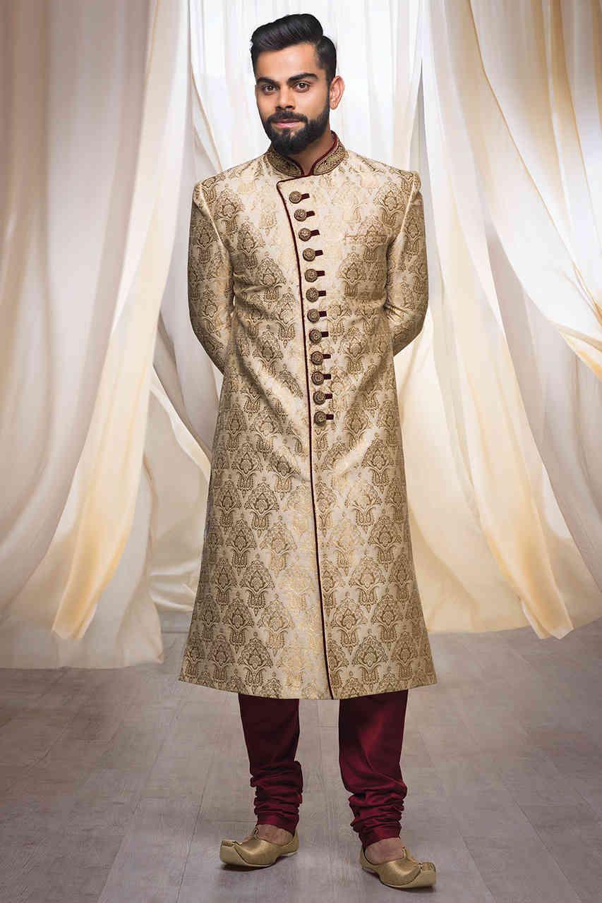 indian groom dresses