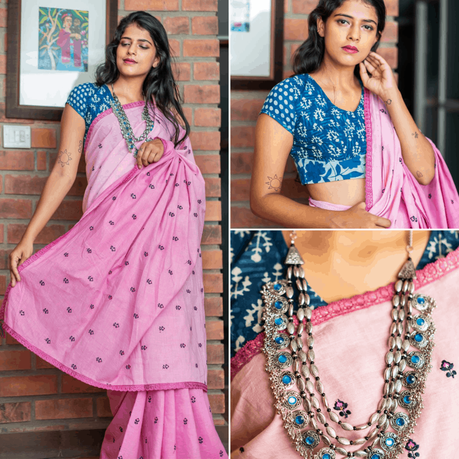 summer sarees collection