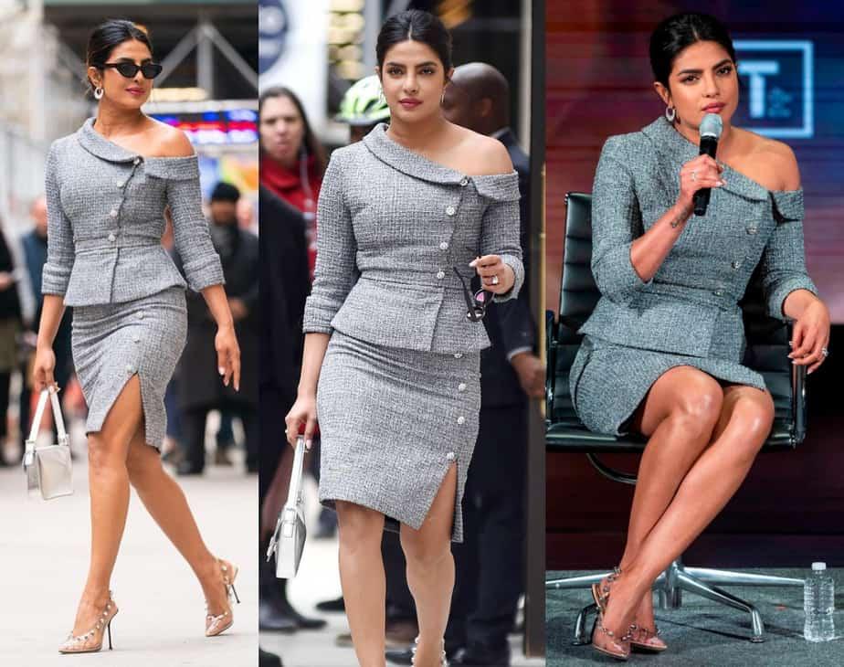 Priyanka chopra in Ralph & Russo