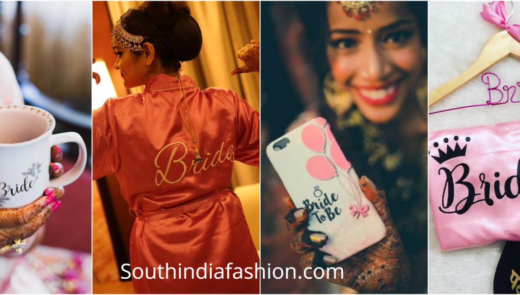 Fun and Super Quirky 'BRIDE' Elements for your Wedding