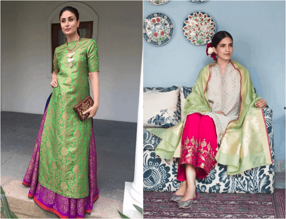 Revamp and Up-cycle your Old Kurta Sets with a Twist.