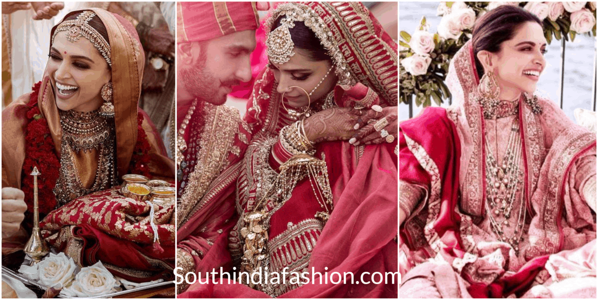 Actresses who became the Sabyasachi Bride for their Big Day