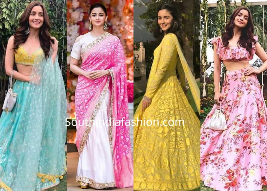 alia bhatt dresses at her best friend wedding