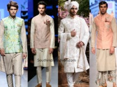 anushree reddy menswear collection 2019 with prices