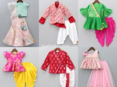 little muffet ethnic wear collection for kids