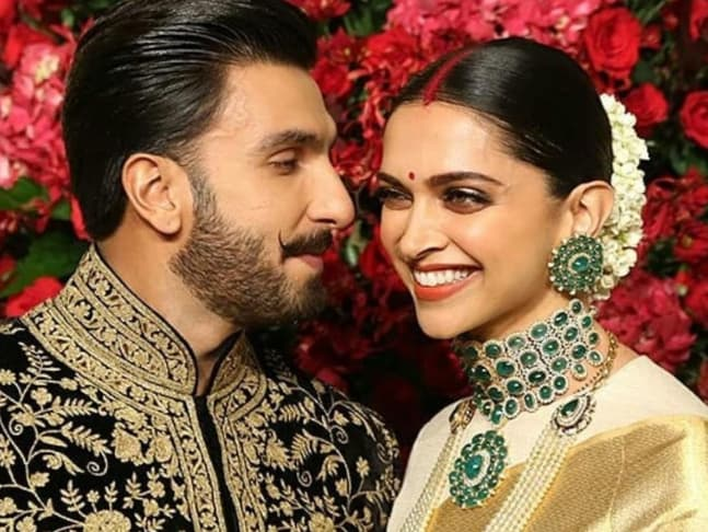 deepika reception hairstyle