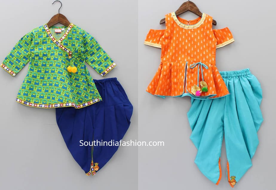 ethnic indian party wear for girls
