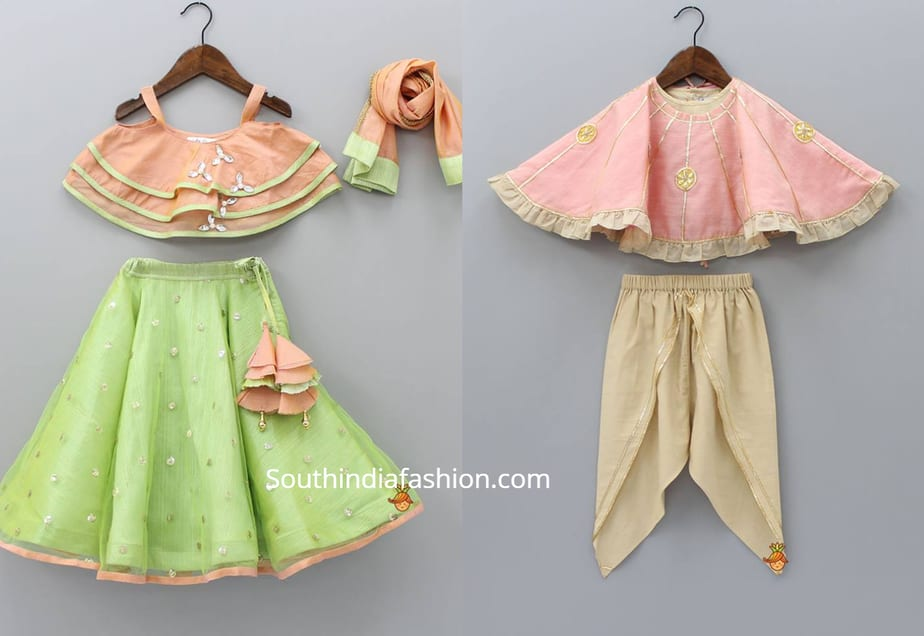 indian baby girls party wear dresses