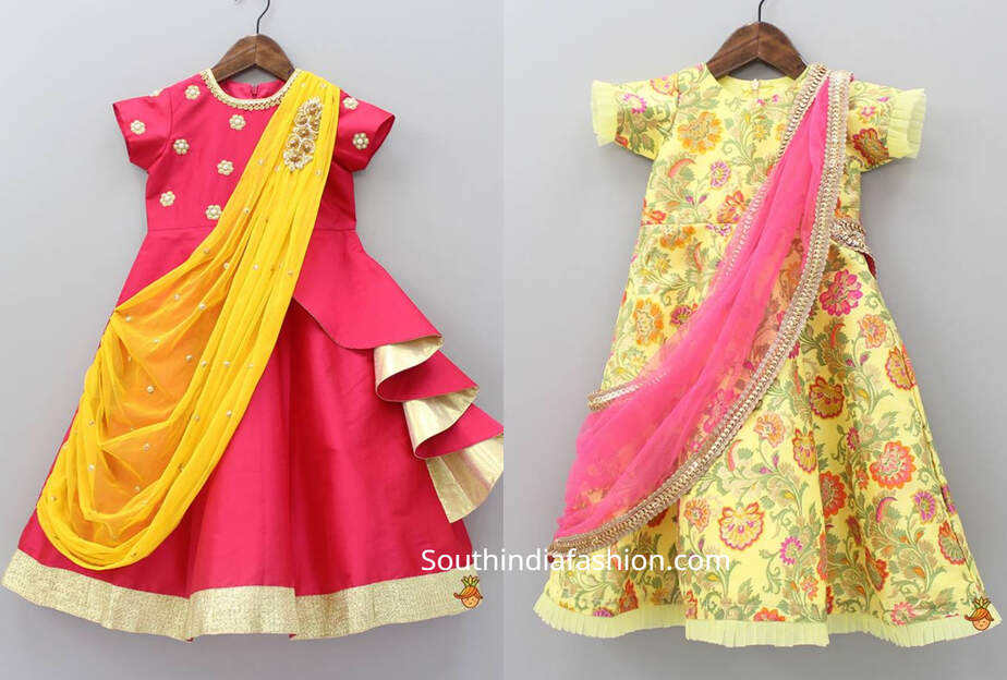 birthday party dresses for indian girls