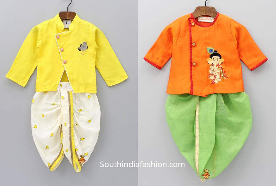 biys ethnic wear for parties