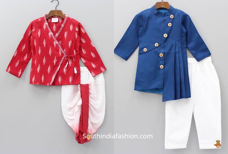 boys indian dresses