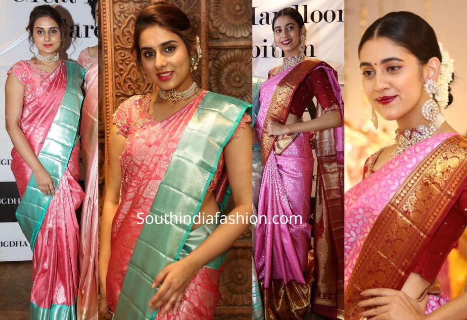 mugdha's silk sarees