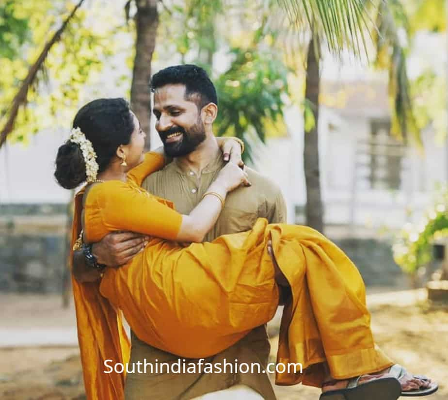 pooja ramachandran marriage photos