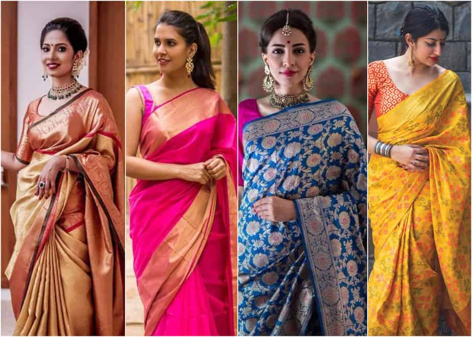 Indian Silks that are friendly During All the Seasons