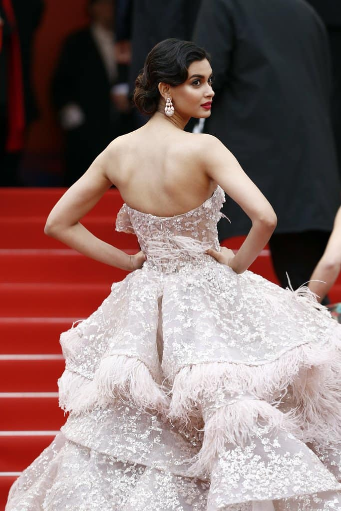 diana penty gown at cannes 2019