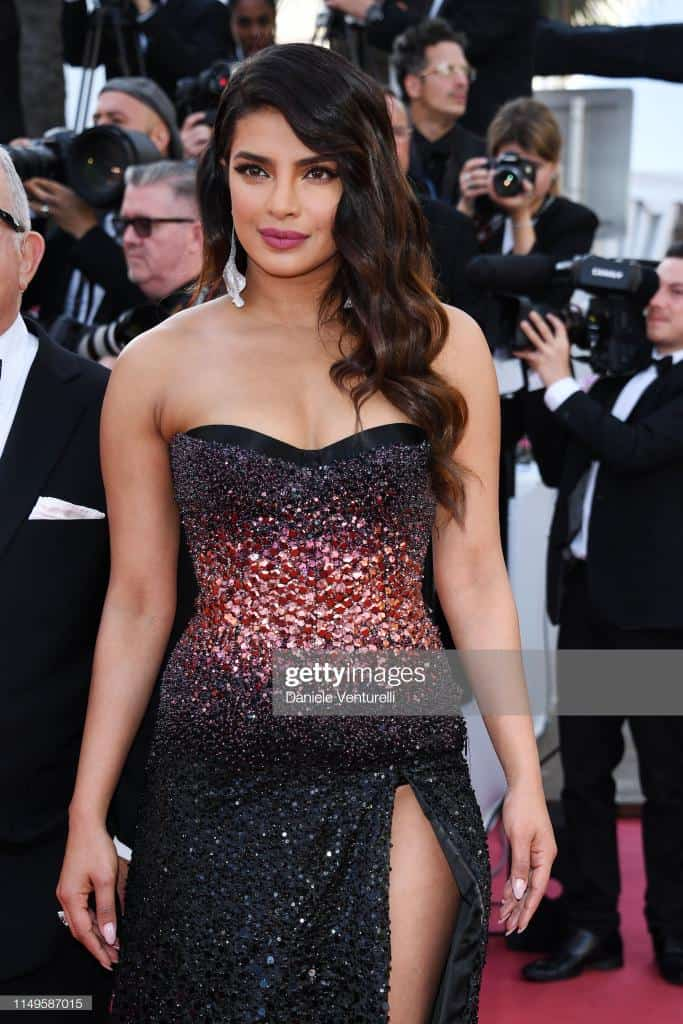 priyanka chopra at cannes 2019