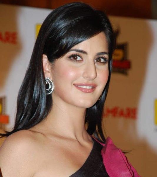 Katrina Kaif Haircare