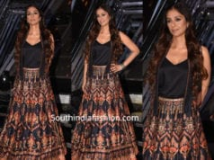tabu black skirt the voice