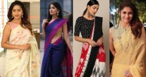 handloom cotton sarees summer