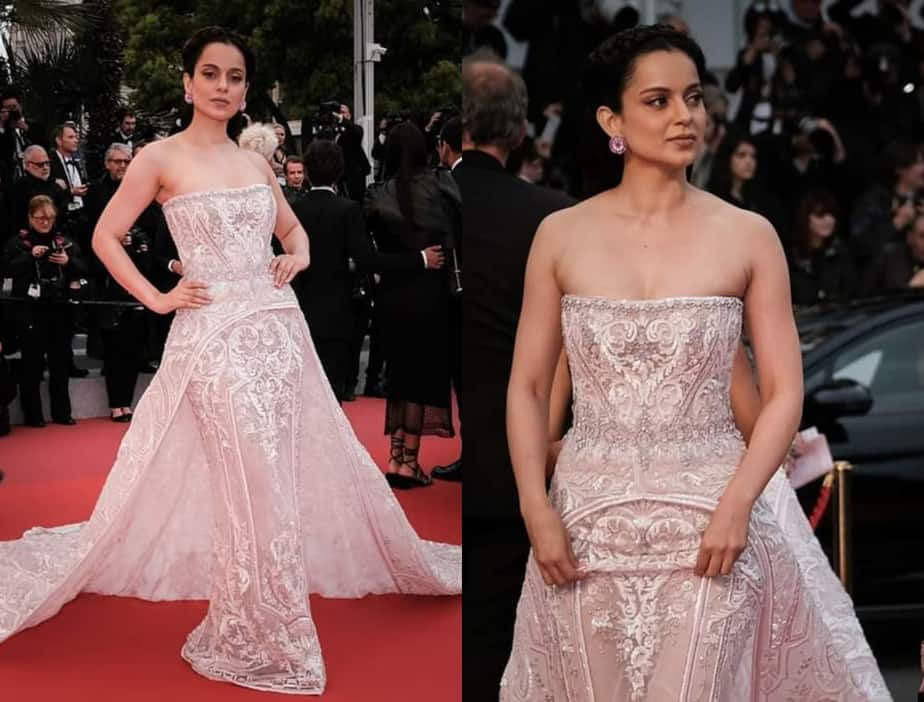 kangana ranaut gown at cannes 2019