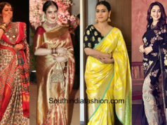 mothers day saree gifting ideas