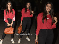 pooja hegde casual look